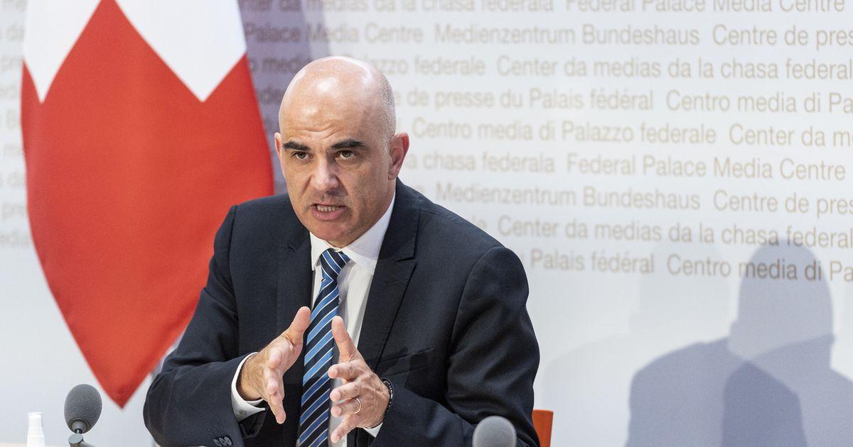 Le Conseil fédéral renonce à une adaptation des mesures actuelles contre le Covid