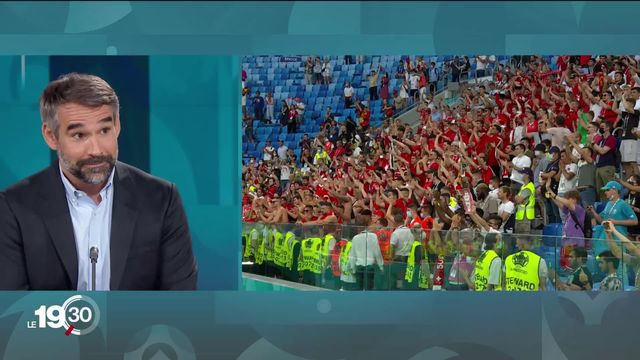 """David Lemos: """"Durant cet Euro, l'équipe de Suisse a gagné le droit d'être aimée"""" [RTS]"""