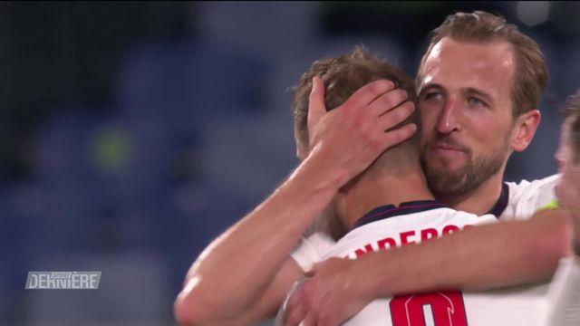 Football, Euro 2020: l'Angleterre écrase l'Ukraine et se qualifie pour les demi-finales [RTS]