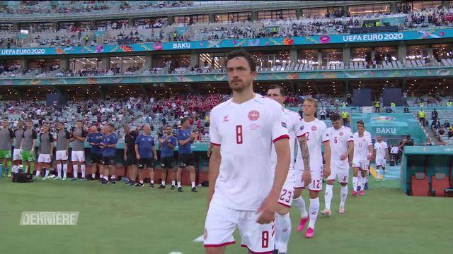 Football, Euro 2020: un Danemark en grande forme élimine la République tchèque [RTS]