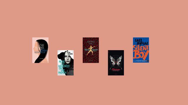 La sélection pour le Prix RTS littérature ados 2022 [Actes Sud Junior - Nathan - Rouergue - Syros - Gallimard Jeunesse - RTS]