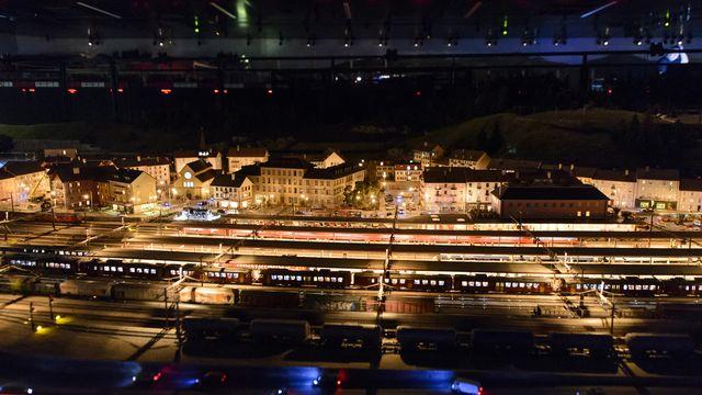 Le canton du Jura s'attaque à la pollution lumineuse. [Jean-Christophe Bott - (KEYSTONE]