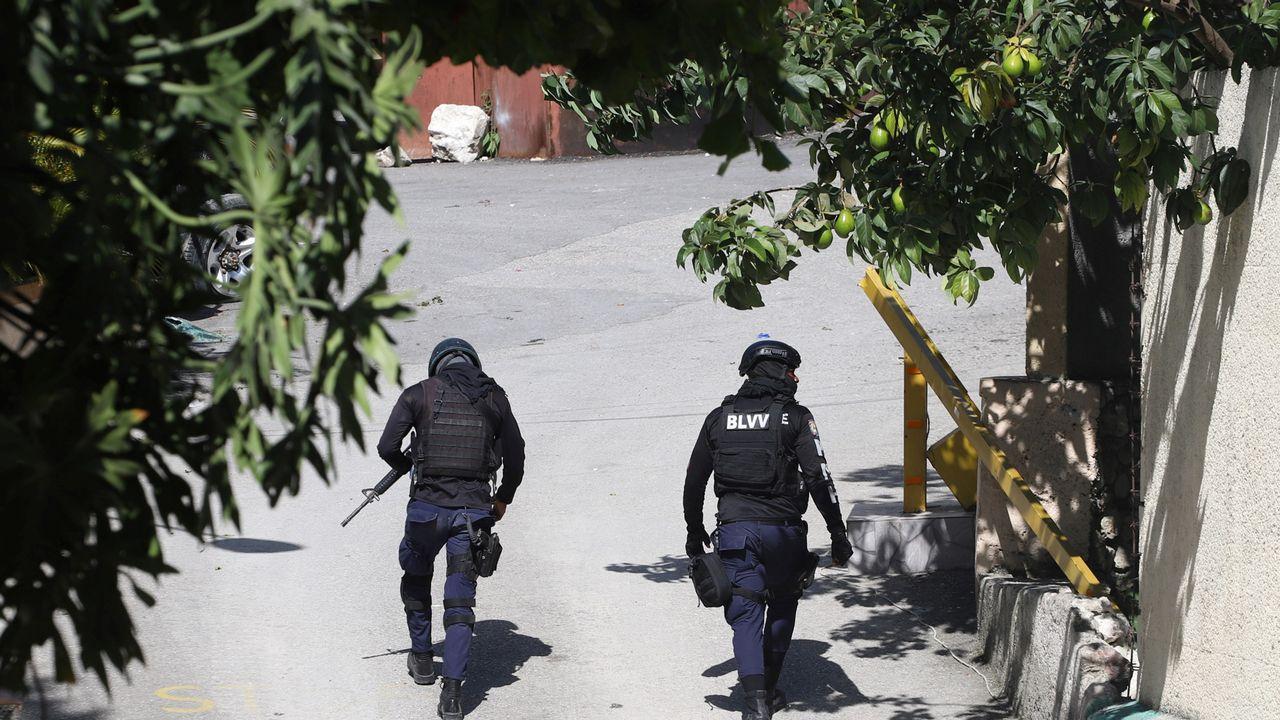 La police d'Haïti a tué quatre mercenaires impliqués dans l'assassinat du président Moïse. [Reuters]