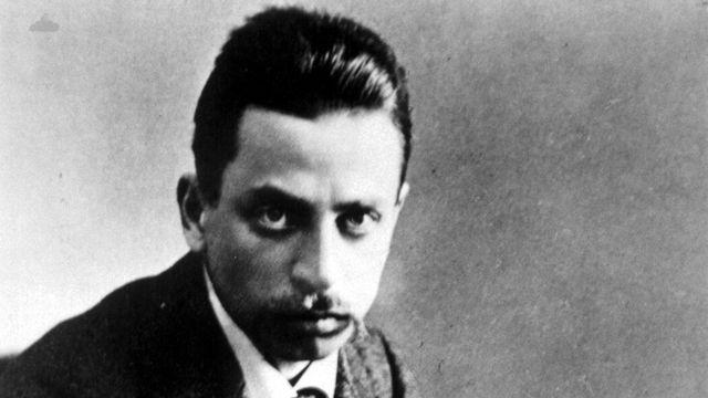 L'écrivain autrichien Rainer Maria Rilke. [KEYSTONE]