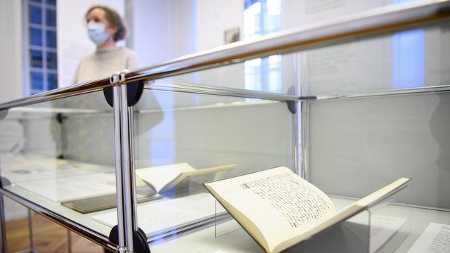 Le musée de la Fondation Rilke à Sierre. [KEYSTONE/Laurent Gillieron]
