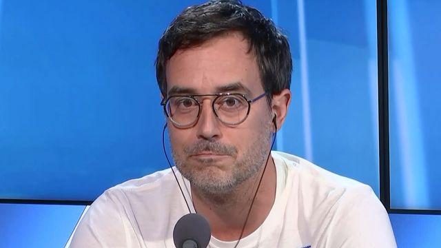 Mathieu Aeschmann. [RTS]