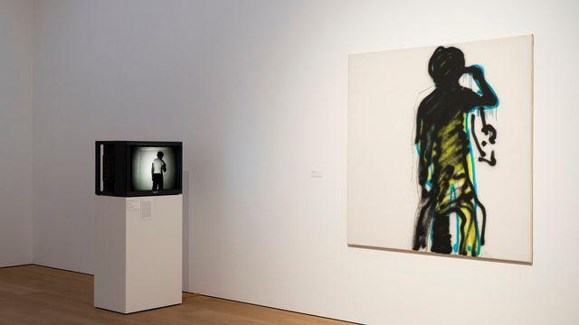 """L'exposition """"Jean Otth. Les espaces de projection"""" au Musée Cantonal des Beaux-Arts (MCBA). [MCBA]"""