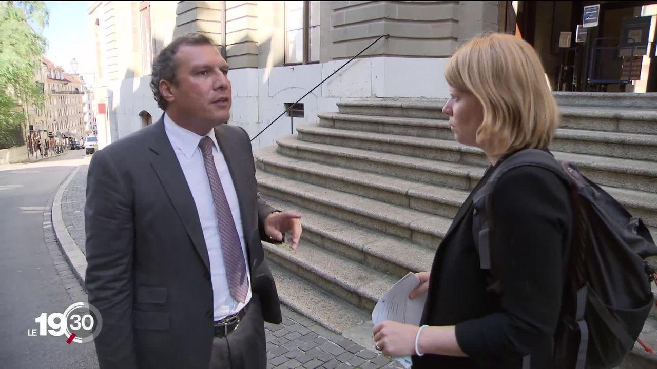 Une journaliste de la RTS a été condamnée pour infraction à la loi fédérale sur les armes, dans le cadre d'un reportage [RTS]