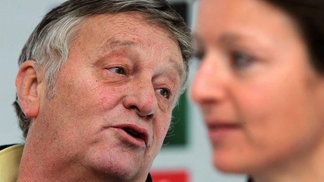 Gian Franco Kasper a présidé la FIS durant 23 ans. [Fabrice Coffrini - Keystone]