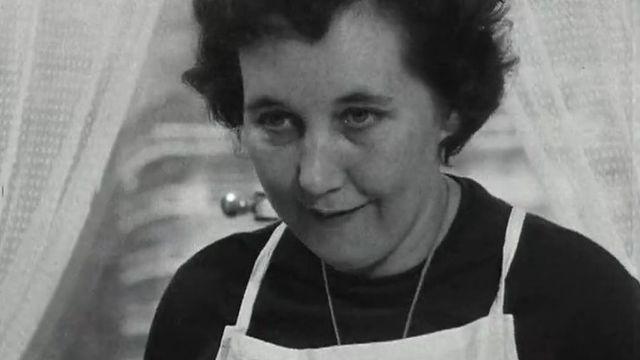 Madame Maillard : ouvrière, épouse et mère [RTS]