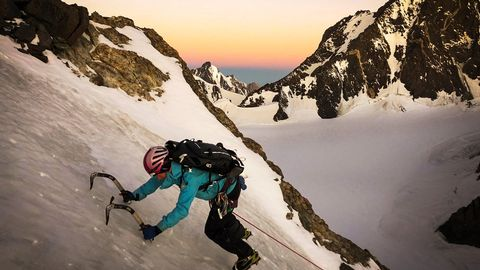 En route vers les sommets