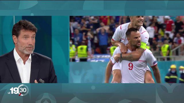 """Massimo Lorenzi: """"Un tel événement dépasse le football et en ce moment on en avait besoin."""" [RTS]"""