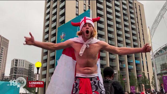 La défaite de l'Angleterre en finale de l'Euro 2020 a donné lieu à des débordements et des injures racistes contre des joueurs [RTS]