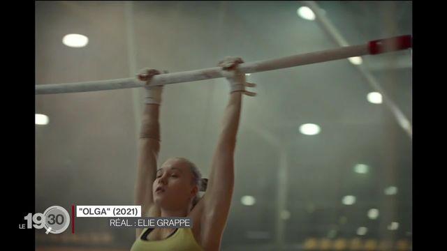 Olga, premier film d'Elie Grappe, est le seul film suisse présenté au Festival de Cannes [RTS]