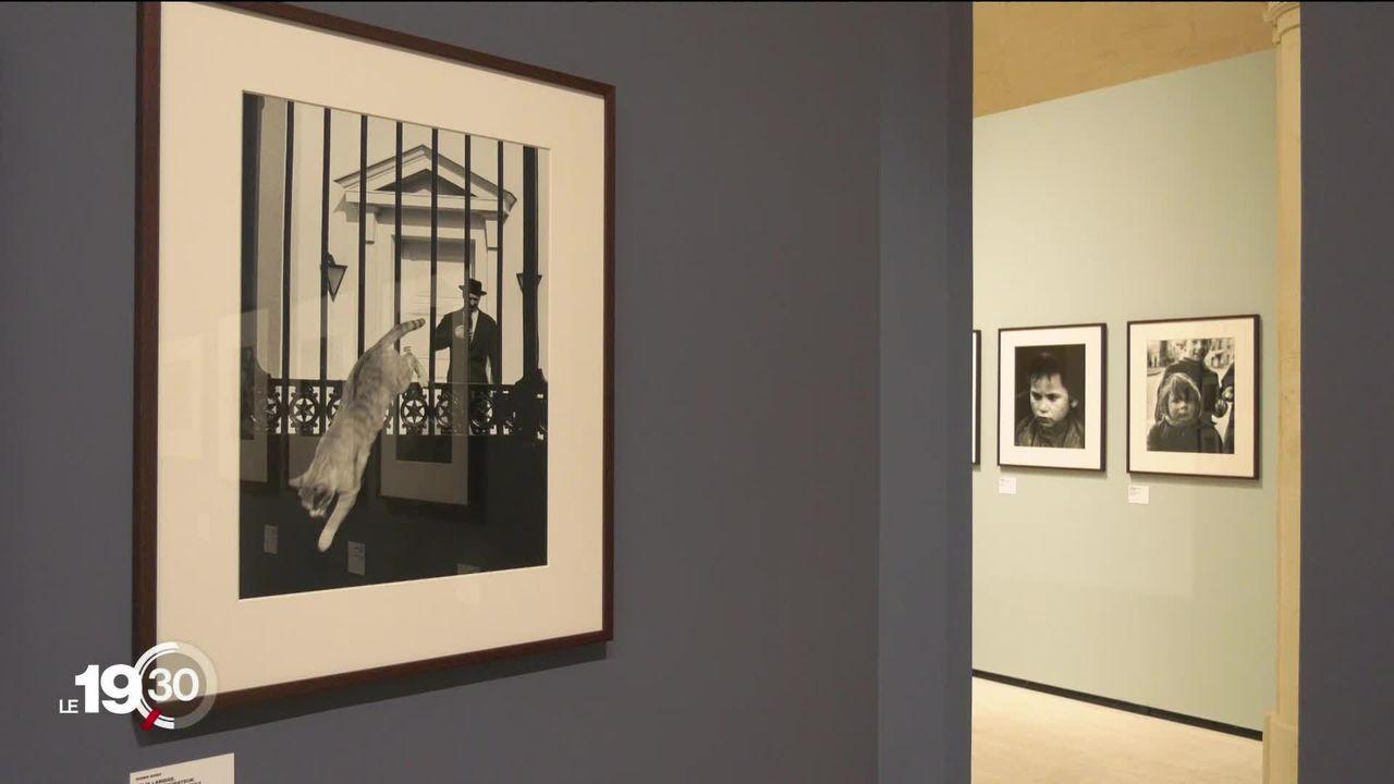 Les Rencontres de la photographie d'Arles rendent hommage à Sabine Weiss. [RTS]