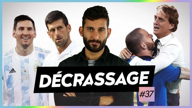 Euro 2020 : Italie, les invincibles ! DÉCRASSAGE #37