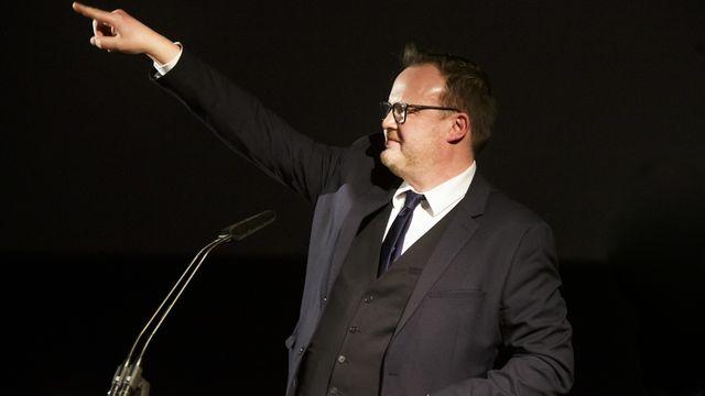 Le directeur du FIFF Thierry Jobin lors de l'édition 2019 du festival. [©Nicolas Brodard - ©Nicolas Brodard/FIFF]