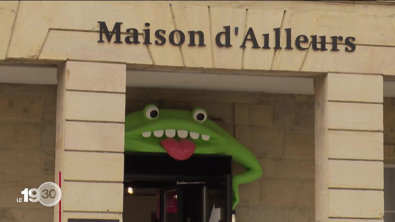 Institution culturelle à la renommée internationale, la Maison d'Ailleurs, à Yverdon, est sous le coup d'une enquête et d'un audit [RTS]