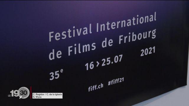 Le Festival International de Films de Fribourg débute sa 35e édition [RTS]