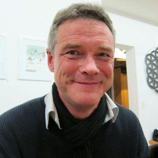 Thomas Loosli, coordinateur de l'espace culturel du Café du Soleil à Saignelégier. [RTS]
