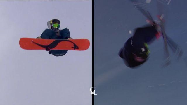 Ski ou snowboard ? A vous de choisir... [RTS]
