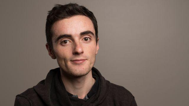 Le Jeune PLR Nicolas Jutzet, 26 ans, a annoncé sa retraite politique. [DR]