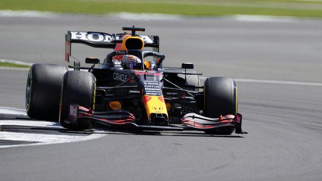 Max Verstappen sera le grand favori ce dimanche. [Jon Super - Keystone]