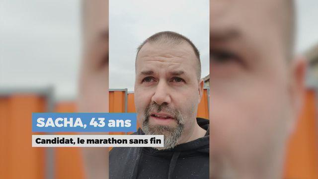 Sacha, 43 ans [RTS]