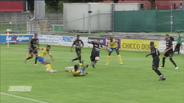Football: Rencontre avec Yverdon Sport, néopromu de Challenge League [RTS]