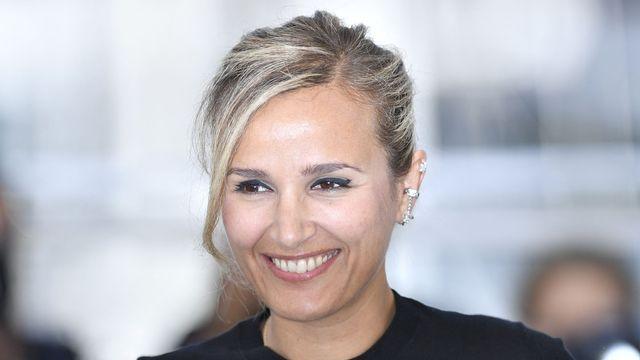 La réalisatrice Julia Ducournau, la benjamine de la compétition.  [MUSTAFA YALCIN - Anadolu Agency via AFP]