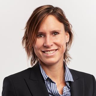 Caroline Coquerel, coach de startups. [Dominique Choffat - RTS]