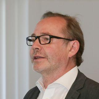 Marc-André Berclaz, directeur opérationnel du campus EPFL de Sion. [Dominique Choffat - RTS]