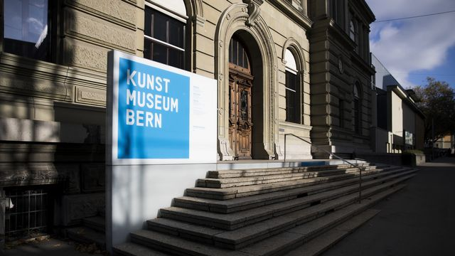 Un nouveau musée des beaux-arts pourrait voir le jour à Berne d'ici à la fin de la décennie. L'exécutif de la ville et la fondation Kunstmuseum Bern ont dévoilé lundi un projet devisé à 80 millions de francs. [PETER KLAUNZER - KEYSTONE]