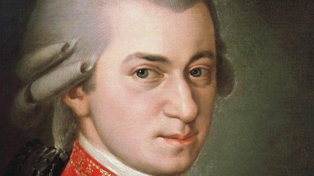 Les trois Viennois: Haydn, Mozart, Beethoven. [DP]