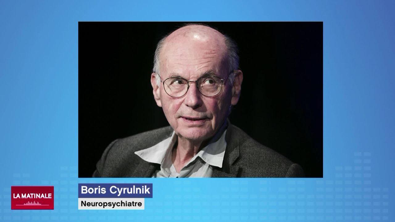 L'invité de La Matinale (vidéo) - Boris Cyrulnik, neuropsychiatre et écrivain spécialiste de la résilience [RTS]