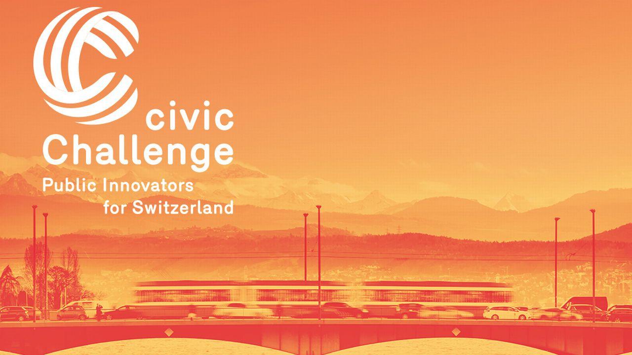 Le civicChallenge est un concours d'innovations dans le secteur public. [CivicChallenge - DR]