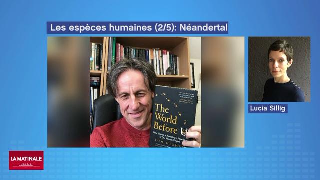 Les espèces humaines (2/5): homo neanderthalensis (vidéo) [RTS]