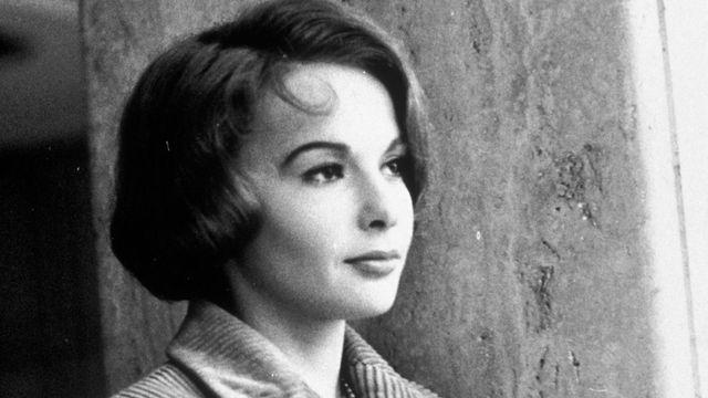 Françoise Arnoul, comédienne.  [Archives du 7eme Art - Photo12 via AFP]