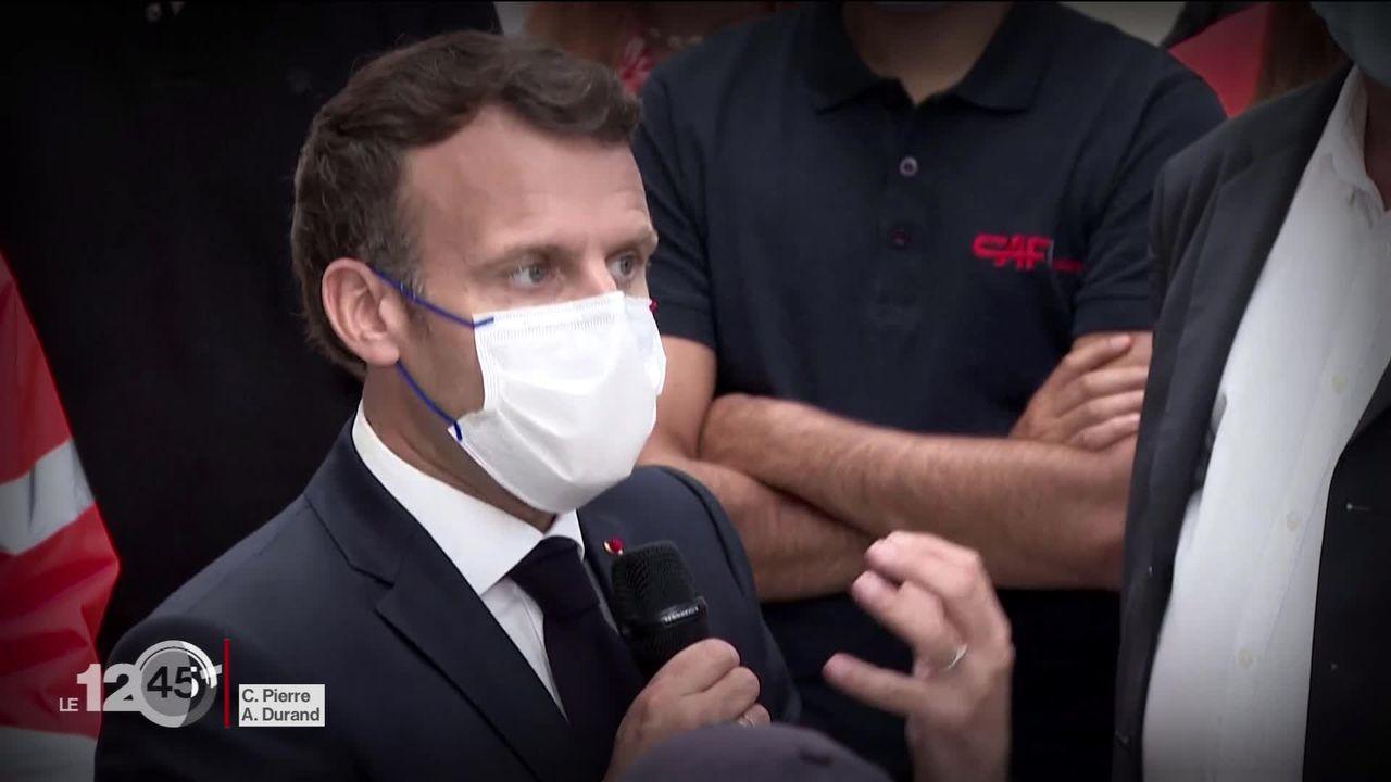 Emmanuel Macron, le président français, espionné par les services marocains via le logiciel israélien Pegasus? Rabat dément [RTS]