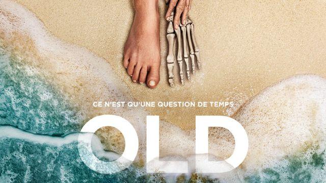 """L'affiche du film """"Old"""", du réalisateur M. Night Shyamalan. [Universal Pictures]"""