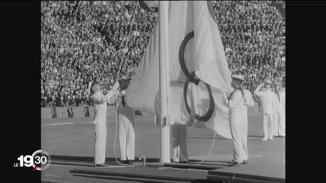 JO de Tokyo. L'attribution des Jeux olympiques est souvent très politique. [RTS]