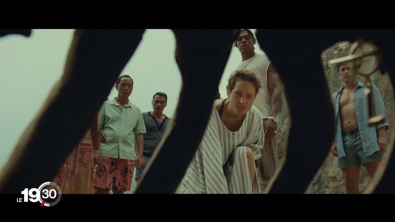 """""""Old"""" de Shyamalan sort aujourd'hui au cinéma. Un film adapté de la BD du genevois Frederik Peeters """"Château de sable"""" [RTS]"""