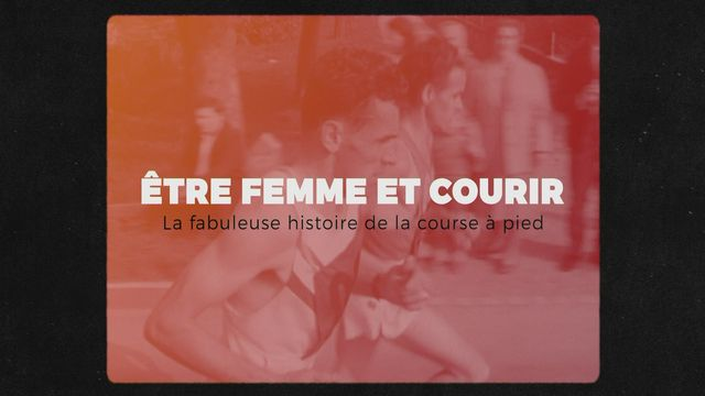 Le Marathon sans fin - La fabuleuse histoire de la course à pied (TV) [RTS]