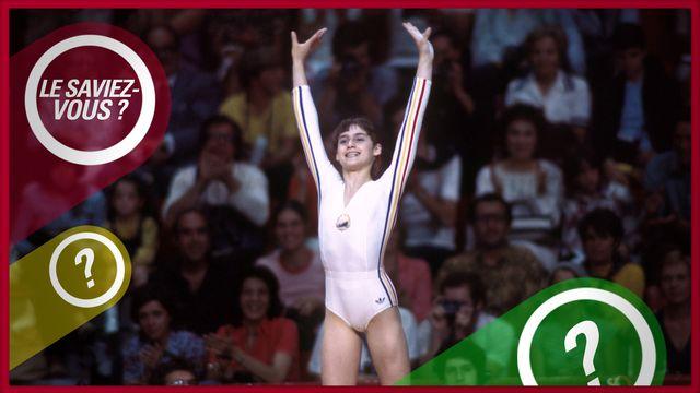 Nadia Comaneci a ébloui de sa grâce les Jeux olympiques de Montréal 1976. [Pressefoto Baumann - Imago]
