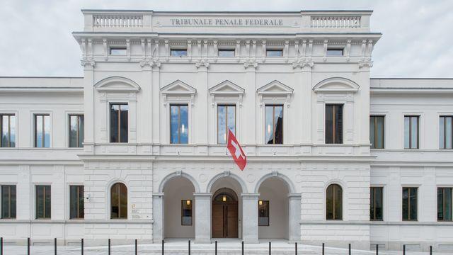 Jugés le mois dernier à Bellinzone, les deux Genevois condamnés pour leurs liens avec l'Etat islamique restent libres. [Pablo Gianinazzi - Keystone]