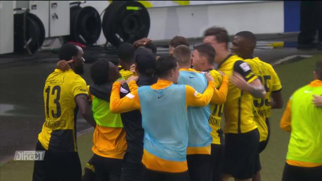 1re journée: Lucerne - Young-Boys (3-4): résumé de la rencontre [RTS]