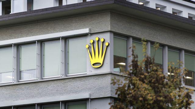 L'usine Rolex au Locle (NE) va fermer ses portes, après 50 ans d'activités. [Christian Beutler - Keystone]