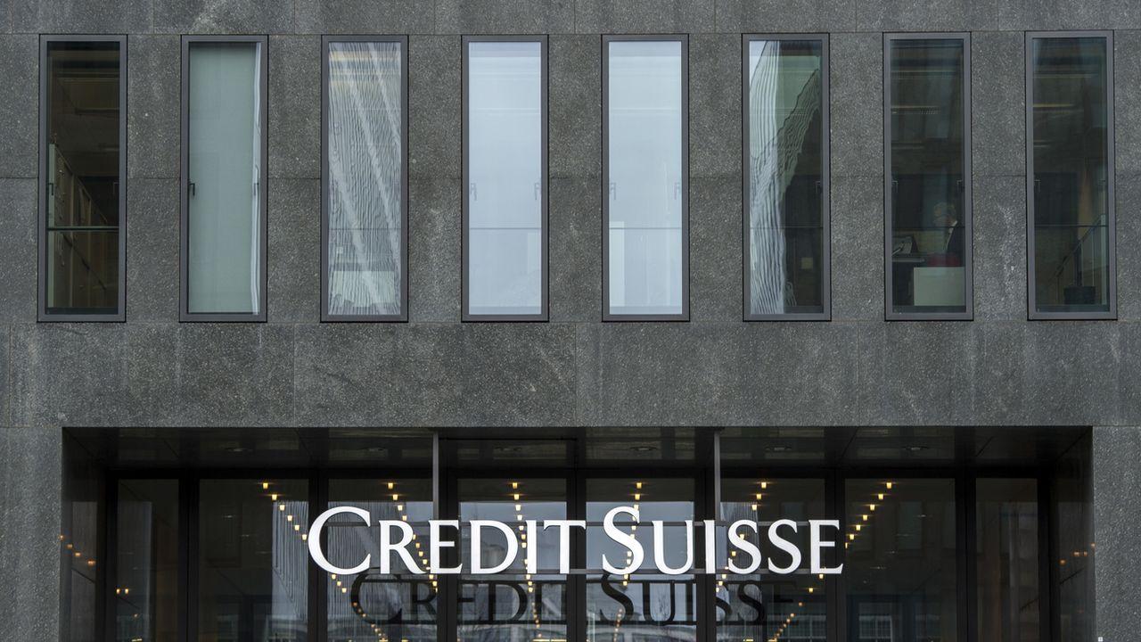 Un accord aurait été conclu entre Credit Suisse et son ancien banquier Iqbal Khan, qui aurait été victime de filatures. [Ennio Leanza - Keystone]