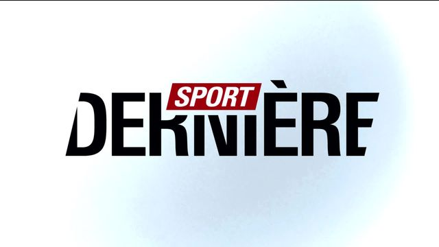 Sport Dernière - Dimanche 25.07.2021 [RTS]