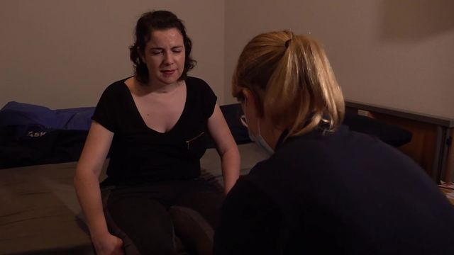 Enfermée dans son corps: Portrait d'une femme atteinte du Locked-in syndrome [RTS]